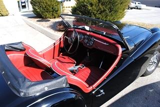 Exotic Classic Car Service And Repair