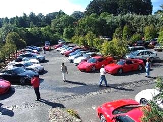 Ferrari Club Events