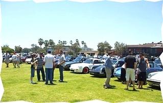 Porsche Club Events