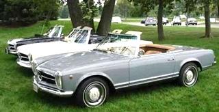 Mercedes Benz Club Events