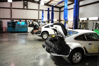 Porsche 911 / 930 / 993  Air Cooled Classics Service Restoration and Repair Knoxville TN