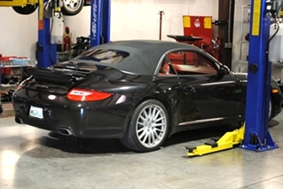 Porsche Water Cooled Engine Service And Repair