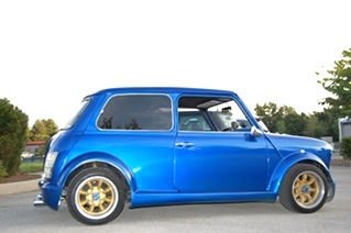 Classic Mini Cooper Repair and Restoration Knoxville TN