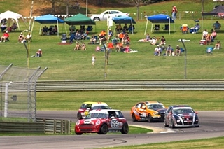 RSR MotorSports Barber Motorsports Park 2011