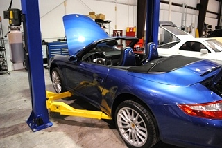 Pre Purchase Inspections | Porsche 997
