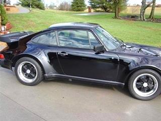 87 911 Porsche 911 Turbo Sold