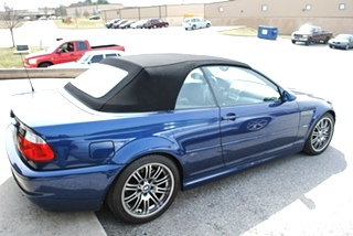 03 BMW M3 Convertible 6 Speed Sold