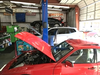 Porsche 951 Suspension Setup