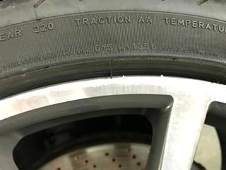 Porsche 991 Wheel Repair
