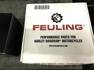 Harley Davidson Pro Street Upgrade