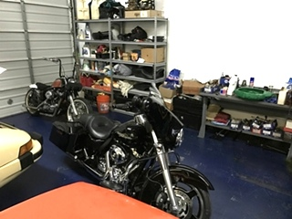 Harley Davidson Road Glide Service