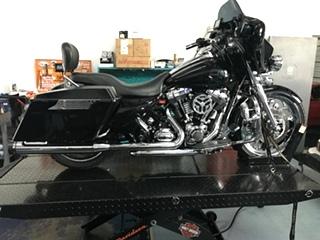 Harley Davidson Service and Maintenance