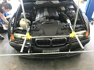 BMW Drift Car Service and Repair