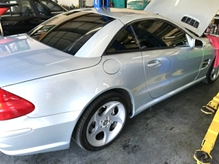Mercedes Benz Repair | Mercedes SL 600