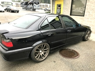 BMW Super Charger   E36 Super Charger Install