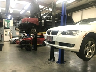 BMW Oil Service and Inspection