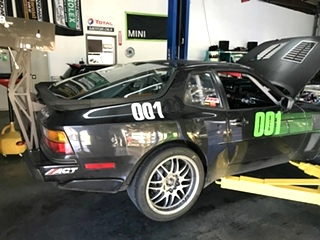 Porsche 944 Race Prep and Repair