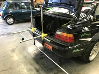 BMW Drift Car Setup | E36 BMW