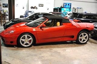 Ferrari Repair EuroHaus MotorSports