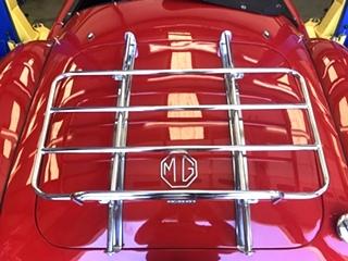 MG MGA Repair Knoxville