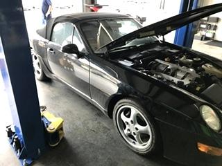 Porsche 968 service and repair