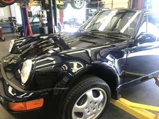 Porsche Pre Purchase Inspection