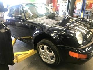 Porsche Pre Purchase Inspection