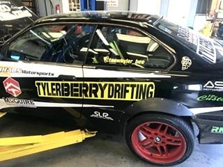 Drift Car Service And Repair   BMW E36 Drift Car