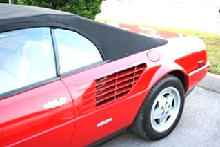 Ferrari Mondial Service and Repair
