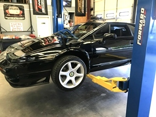 Lotus Esprit Service and Repair
