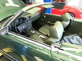Classsic Mercedes Benz Repair