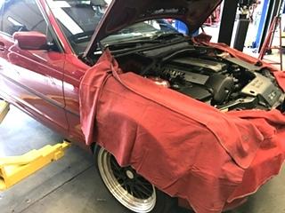 BMW Oil Separator Repair