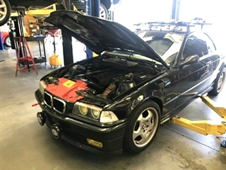 BMW Water Pump Replacement