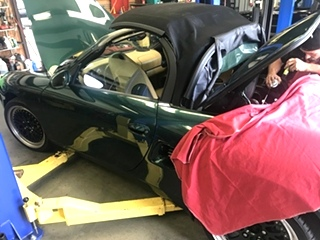 Porsche Boxster Power Steering Pump Repair