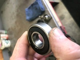PORSCHE IMS Bearing Replacement
