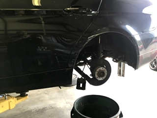 BMW Brake Service
