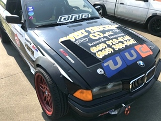BMW Track Service and Repair