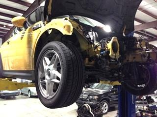 MINI Cooper Clutch Repair