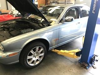 Jaguar Service and Repair