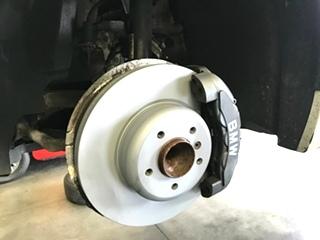 BMW Brake  Repair