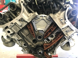 Mercedes Benz Balance Shaft Repair