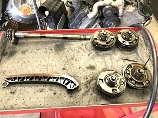 Mercedes Benz Balance Shaft Repair