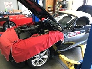 BMW Starter Repair