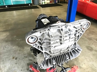 BMW Differential Repair