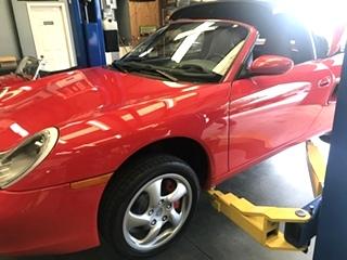 Porsche Power Steering Repair