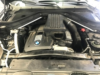 BMW Oil Pan Gasket Repair