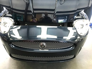 Jaguar XKR Service and Repair