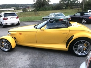 Plymouth Prowler Repair
