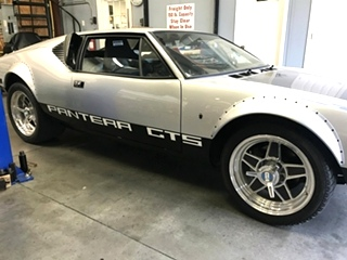 Pantera DeTomaso Repair and Service