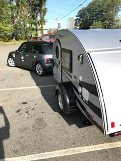 MINI do More MINI Cooper towing hitches